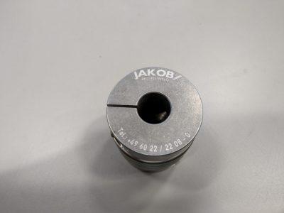 Jakob Metallbalgkupplung KM60