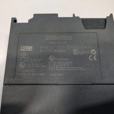 Siemens Simatic S7-300 6ES7 321-1BH02-0AA0