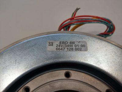 ZF Einflächenbremse EBD 4M