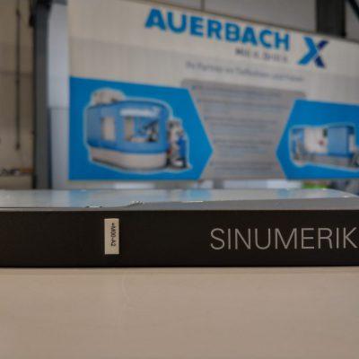 Siemens Sinumerik Erweiterung Antriebsregelung 6SL3040-0NC00-0AA0
