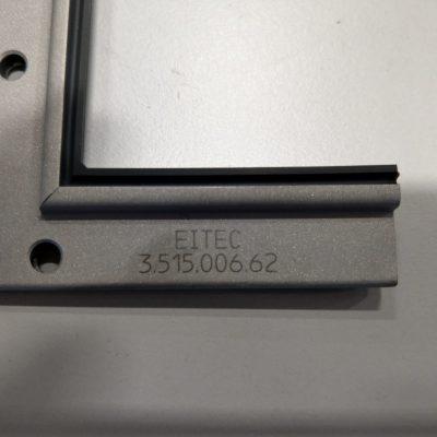 Führungsbahnabstreifer der Baureihe FBE X Bett 2 21002-3190-0204