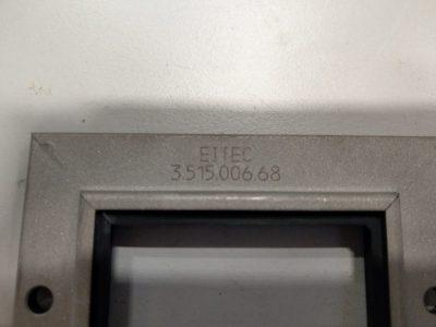 Führungsbahnabstreifer der Baureihe FBE Y Frässchlitten 1 21002-3390-0304