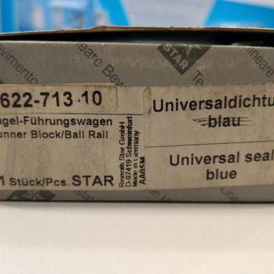 Rexroth Star Kugelwagen Führungswagen 1622-713-10