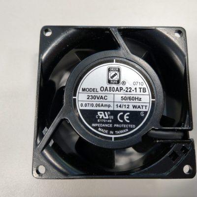 Orion Schaltschranklüfter 0A80AP-22-1 TB