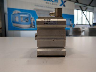 SMC Kurzhub-Pneumatikzylinder ECDQ2B63-12D