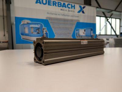 SMC Pneumatikzylinder ECDQ2A40-200DC (neu)