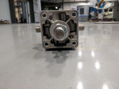 SMC Pneumatikzylinder C95SDT 80-650XV110
