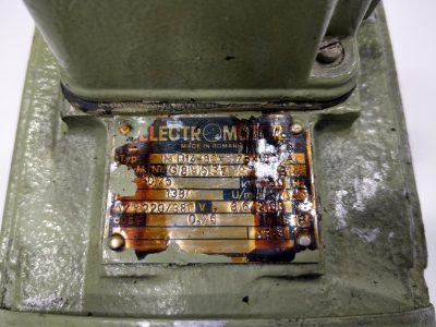 Electromotor Drehstrommotor IM B14-80x0,75x15C0A