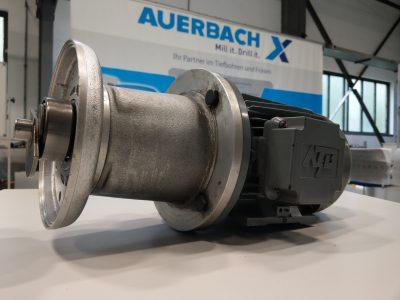 ATB Drehstrommotor Flanschmotor NF80/4B-11