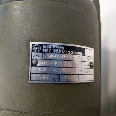 MEZ Tauchpumpe 3COA10-27 (gebraucht)