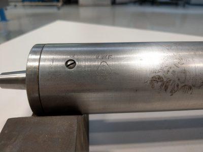 VWF Spindeleinheit Schleifspindel SSA 60x315/R