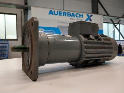 DDR Blocher-Motor Gleichstrommotor GSC 063 006 (mit Stellmotor)