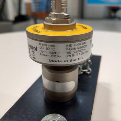 Parker Durchfluss-Messturbine SCFTT-150-C2-05