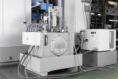 AX1 TLF AUERBACH Tiefbohr- und Fräsmaschine