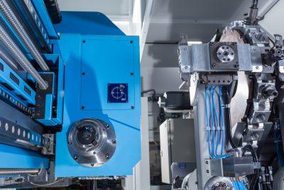 AX3 TLF-U Tiefbohr-und Fräsmaschine