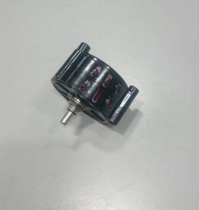 Drahtpotentiometer TANDEM 2,5KOHM 2W