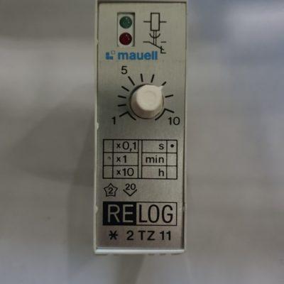 RELOG Zeitrelais 2TZ 11 110V 1-10s