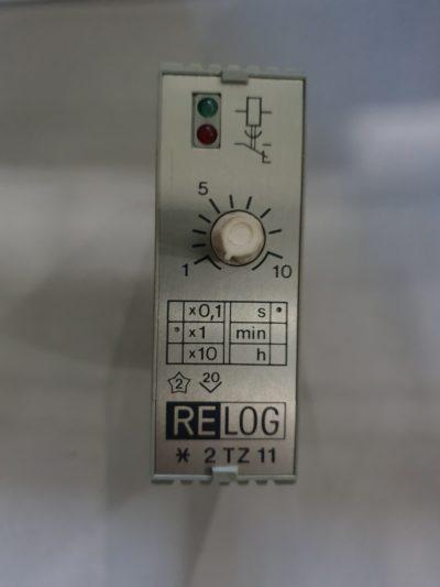 RELOG Zeitrelais 2TZ 11 24V 1-10s