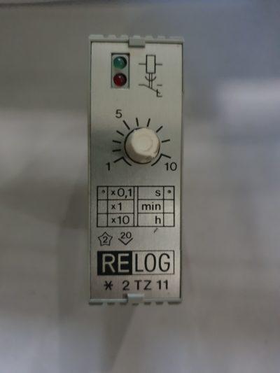 RELOG Zeitrelais 2TZ 11 24V 0,1-10s