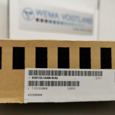 Siemens Leistungsmodul 6SN1123-1AA00-0CA2