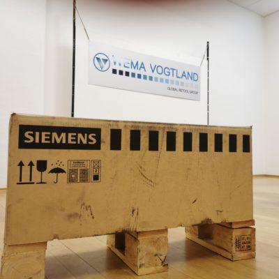 Siemens Drehstrom-Servomotor 1FT7086-5AF71-1MG1